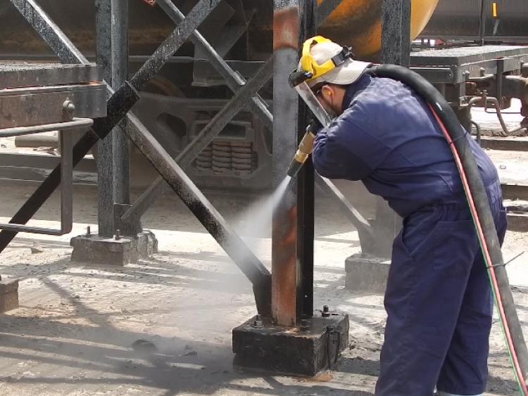 abrasive blasting Bundaberg